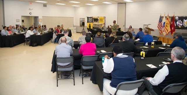 APG SHARP Resource Center forum focuses on force readiness