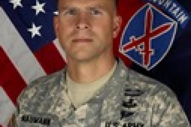 Col. Scott M. Naumann, commander of 1st Brigade Combat Team, 10th Mountain Division (LI).