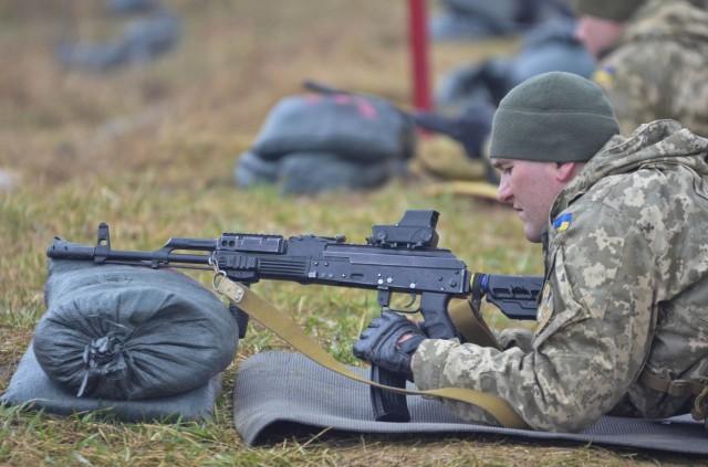 Kalashnikov modernized automatic rifle