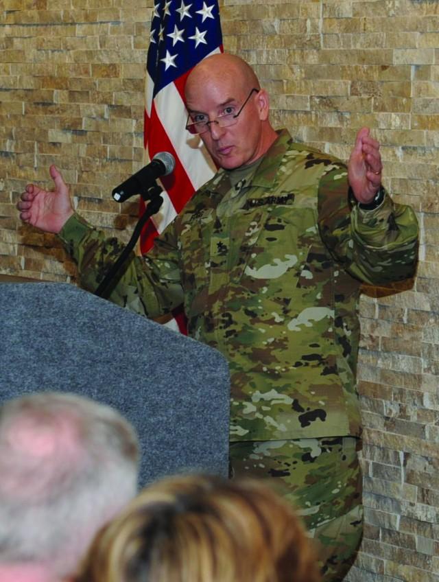 Brig. Gen. Fogg remarks