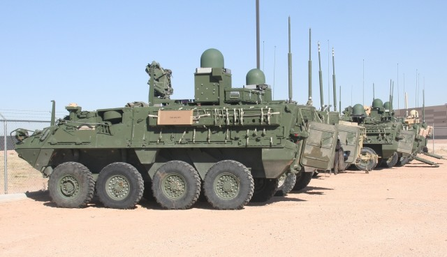 Rapid Vehicle Provisioning System improves readiness and security