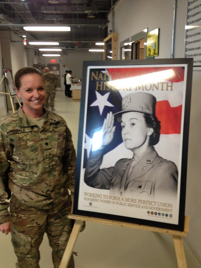 Generations of Women in the Service