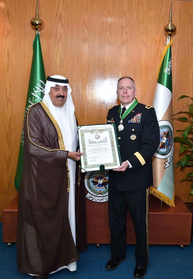 Foreign Military Award