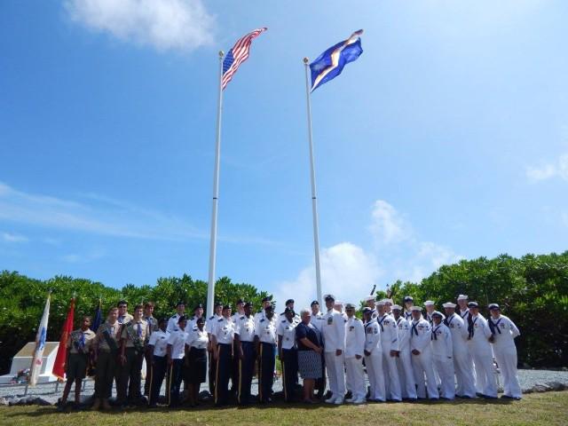 USAG Kwajalein Atoll honors Veterans