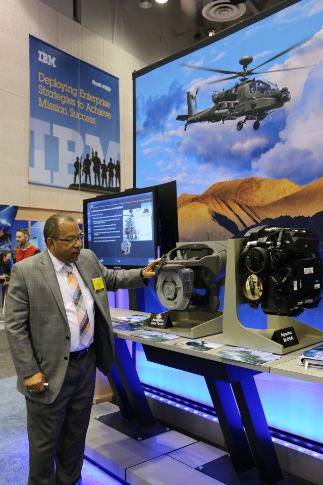 Legacy Components To Be Replaced On Newest Apache Aircraft