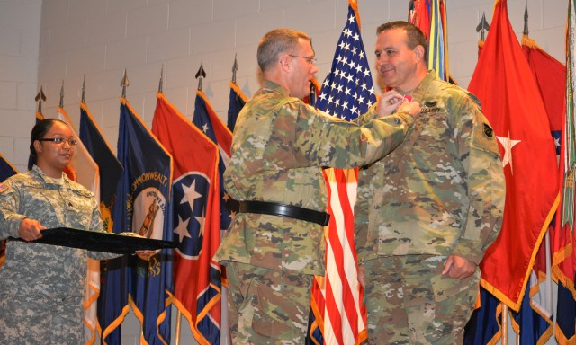 Reserve Soldier makes history at 94th Training Division