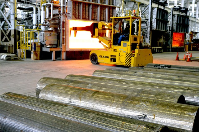 Watervliet Arsenal's public-private partner, Electralloy, has installed three state-of-the-art furnaces at Watervliet that now can be used for U.S. weapons production.