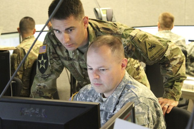 Command Web will provide provisioned Soldiers with a new range of tools that are user friendly and can be utilized on any approved thin client workstation, improving their access to information while reducing their training and logistics burden.