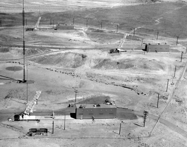 Athena missile launch complex