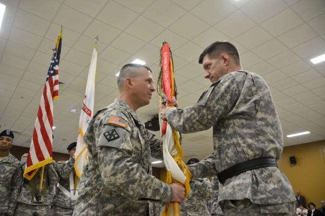 New brigade commander: Taking command feels like homecoming