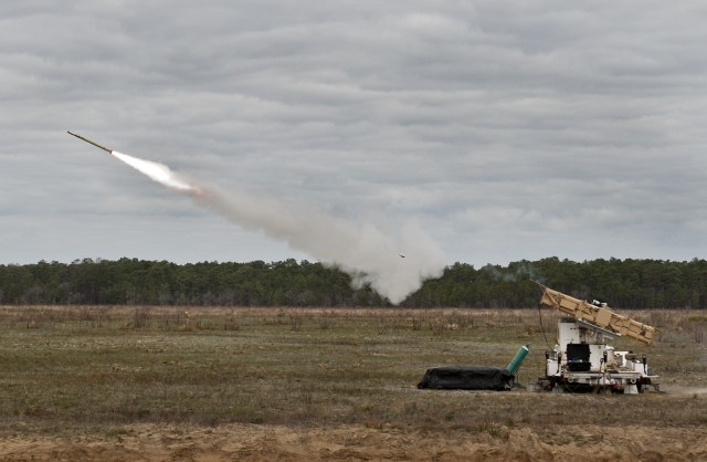 US Army successfully fires Stinger missile from new interceptor launch platform
