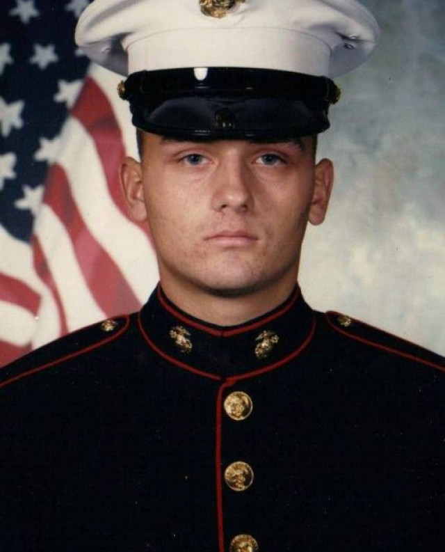 Fallen Marine inspires brother to serve as Army medic