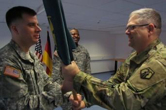 7th ILE Detachment has new commander