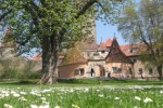 Rothenburg in spring