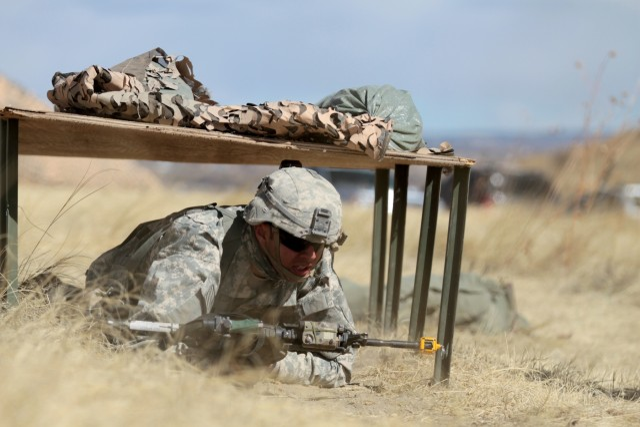 Expert Infantryman Badge: 109 earn rite of passage
