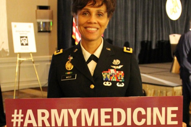 Army Surgeon General Lt. Gen. Nadja Y. West