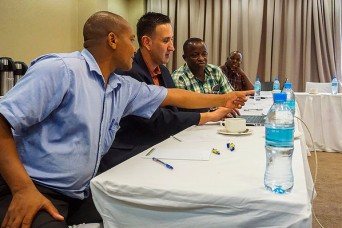 US, Tanzanian planners work side-by-side for ALFS 2016