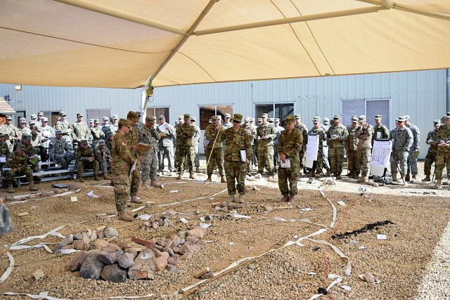 'Devil Brigade' builds leaders, support for National Training Center rotation