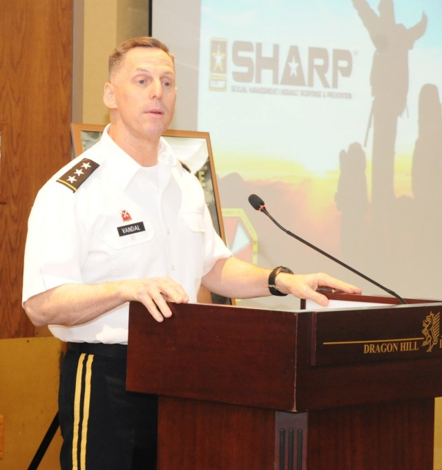 Eighth Army hosts SHARP leadership panel discussion