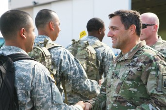 Florida National Guard deploy to Horn of Africa