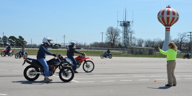 Training course mandatory for service members who ride motorcycles on Fort Leonard Wood