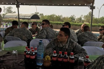 Easter has always been a special holiday where friends and family gather and enjoy one another's company. The holiday had a different meaning this year for Soldiers of Able Company, 1st Battalion, 30th Infantry Regiment, 2nd Infantry Brigade Combat T...