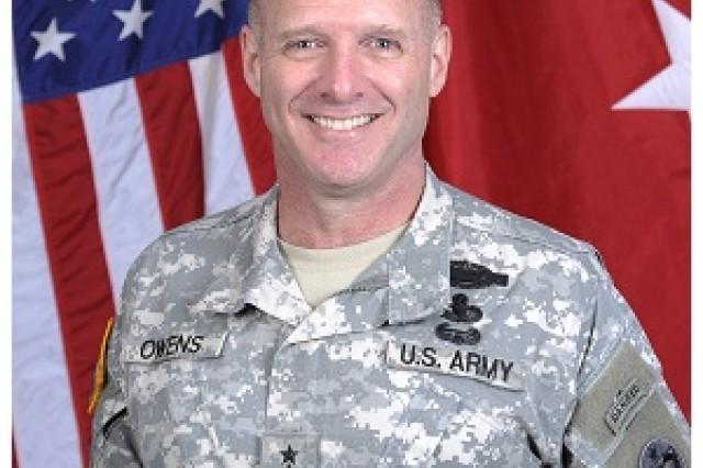 Maj. Gen. Bryan Owens U.S. Army Alaska Commanding General