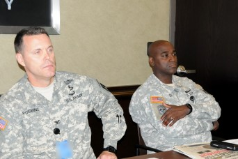 First Army conference focuses on strengthening Reserve Component readiness
