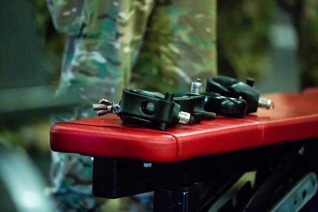 Green Beret Returns to Service After Amputation