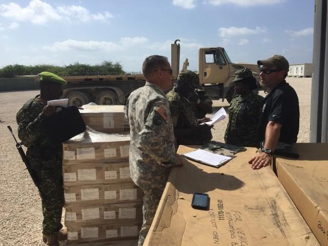 Uganda provides support to mission in Somalia