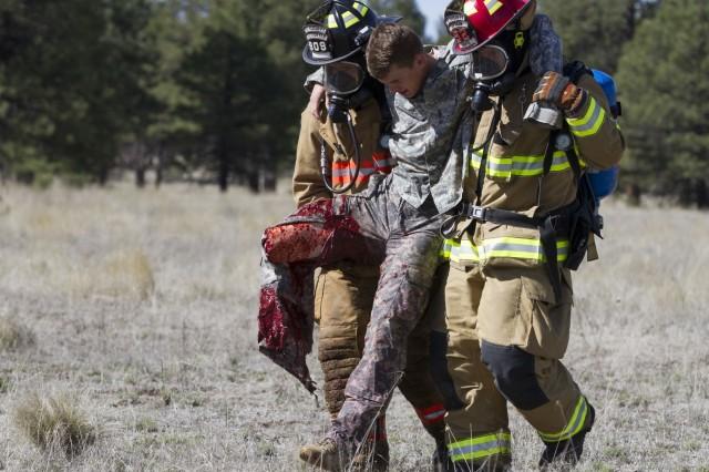 Arizona National Guard partners with Ponderosa Fire Advisory ...