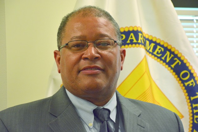 New Army Logistics University President Michael K. Williams said he's focused on keeping the training material relevant and the methods current. Williams took charge of the university in March.
