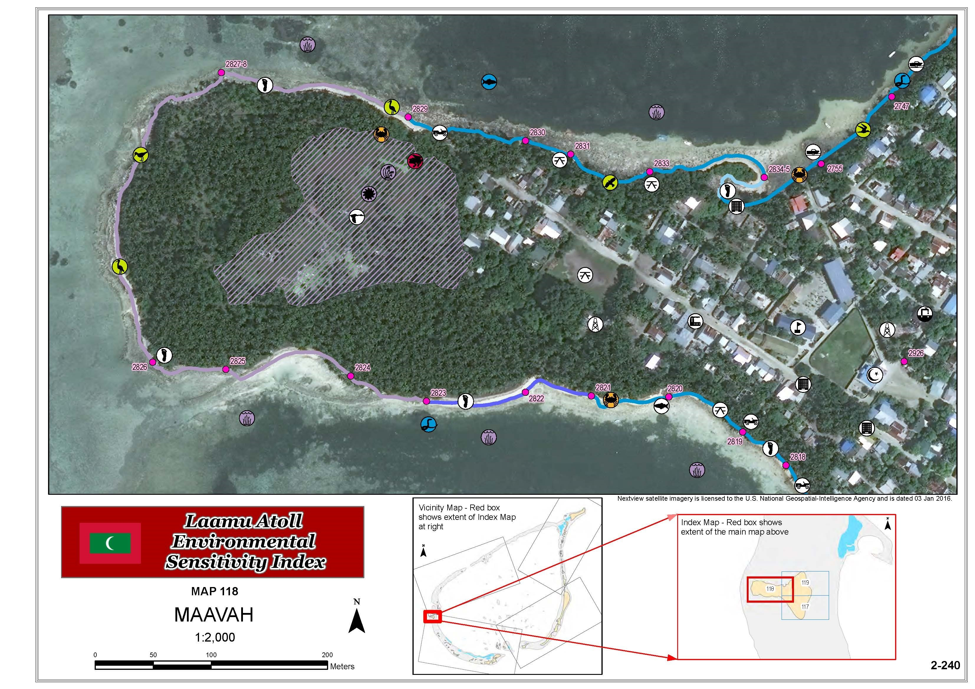 US Army Corps of Engineers Republic of Maldives collaborate to