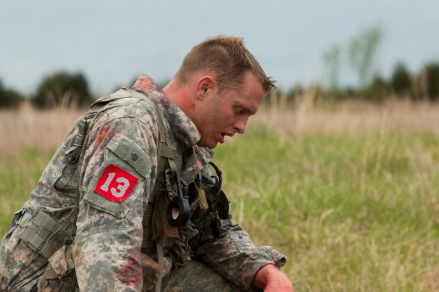 First Team Engineers place in Best Sapper Competition