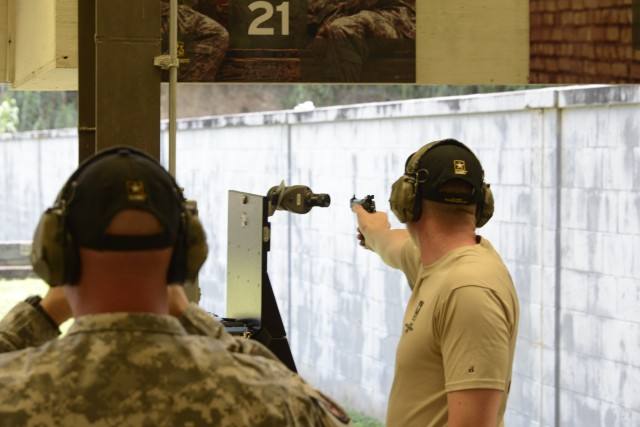 Sign up now for 57th Annual Interservice Pistol Championship