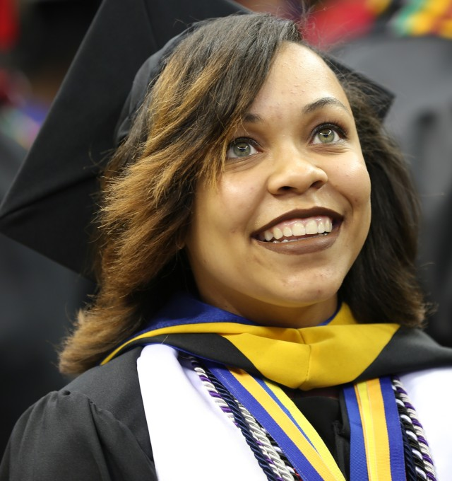 Oakwood University 2016 Spring Commencement Ceremony