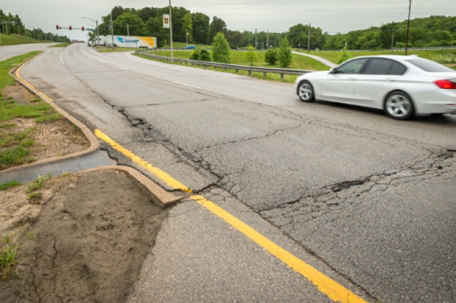 Better drainage and new surface is planned for the Missouri Avenue improvement project set to begin next month.