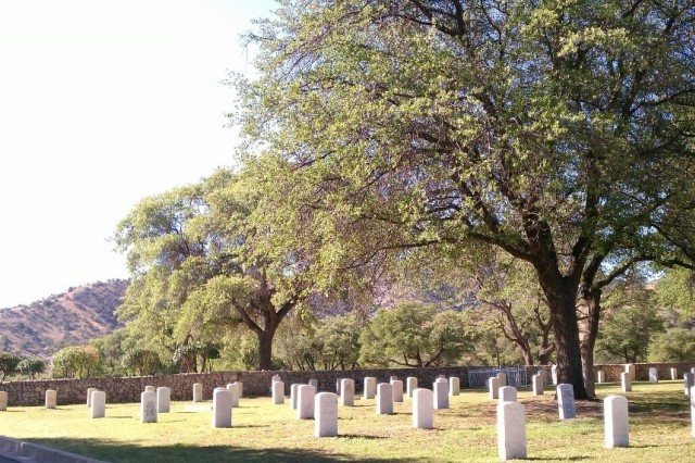 The Fort Huachuca, Ariz., cemetery is one of the 29 cemeteries included in the IMCOM quality assurance quality control review.