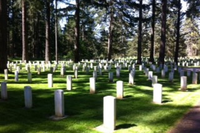 The Fort Lewis, Wash., cemetery is one of the 29 cemeteries included in the IMCOM quality assurance quality control review.