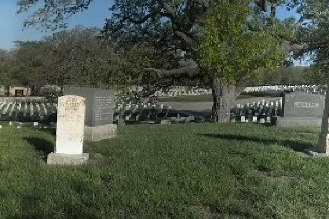 The Fort Riley, Kansas, cemetery is one of the 29 cemeteries included in the IMCOM quality assurance quality control review. (U.S. Army photo.)