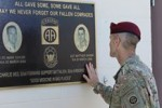 Fort Bragg medical facilities honor fallen Paratroopers