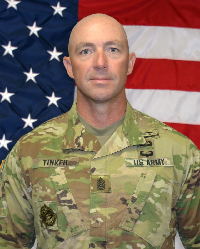 USAMU welcomes new command sergeant major