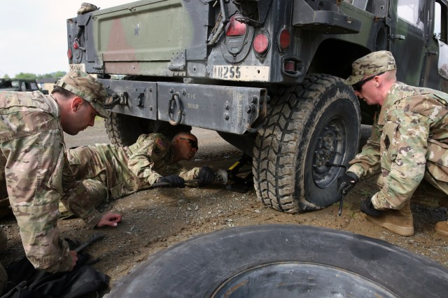 US signal Soldiers traverse three countries to support UK Allies during exercise Stoney Run