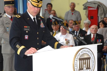 Honoring Soldiers from Operation Dragoon