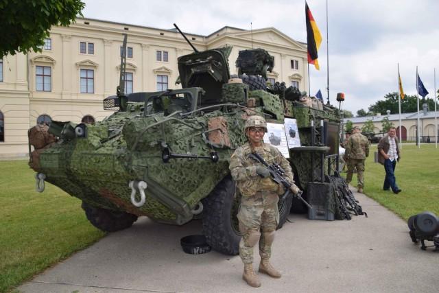 Dragoon Ride - Dresden Stop