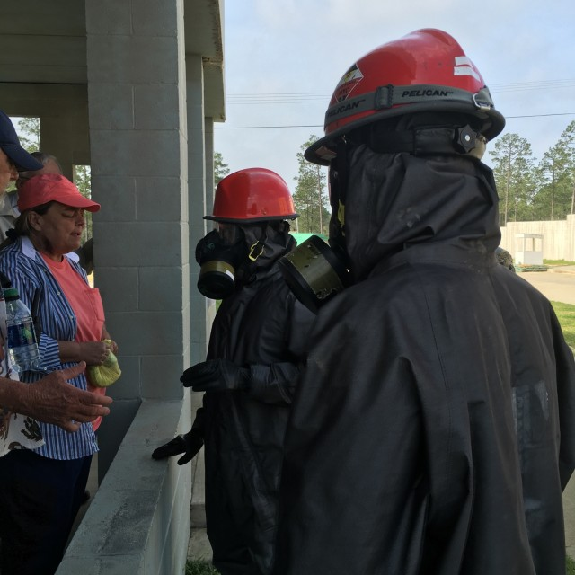 DCRF Search and Rescue