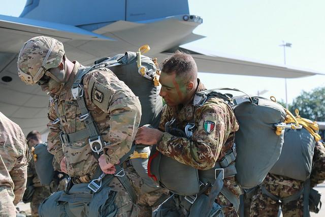 Paratrooper Partnership