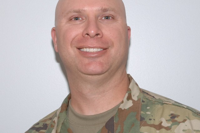 Chaplain (1st Lt.)  Courtney Merchant
