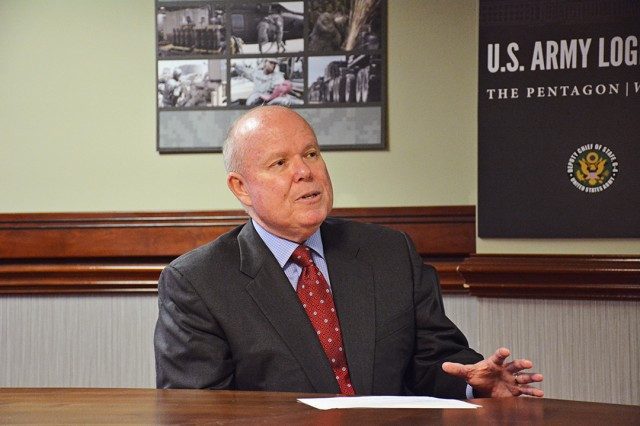 Improving Army readiness for the 21st century: An interview with Lt. Gen. (Ret.) Robert T. Dail