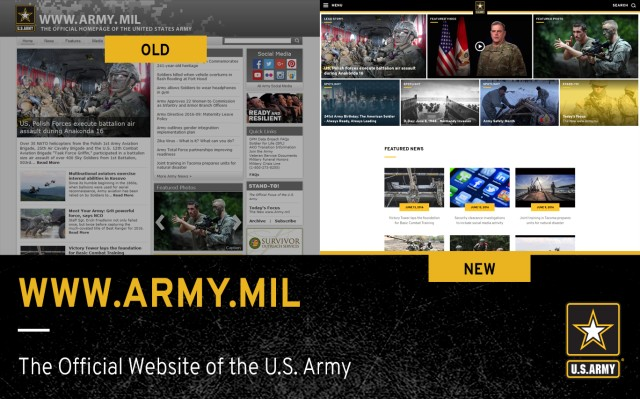 New Army.mil